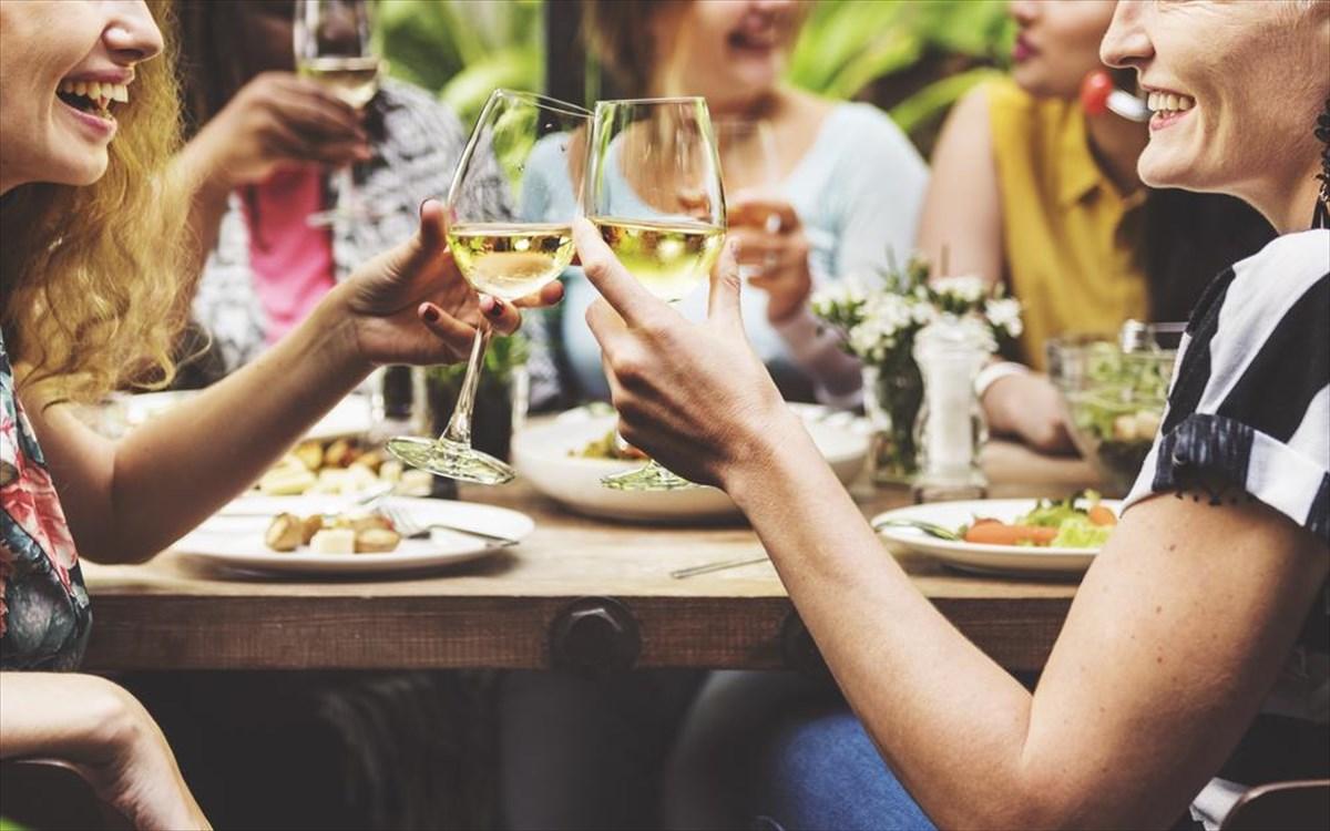 γευσιγνωσία κρασιού ραντεβού στο Λονδίνο