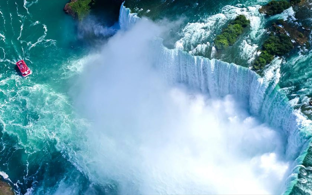 Δεκατρία πανέμορφα σημεία του πλανήτη από ψηλά