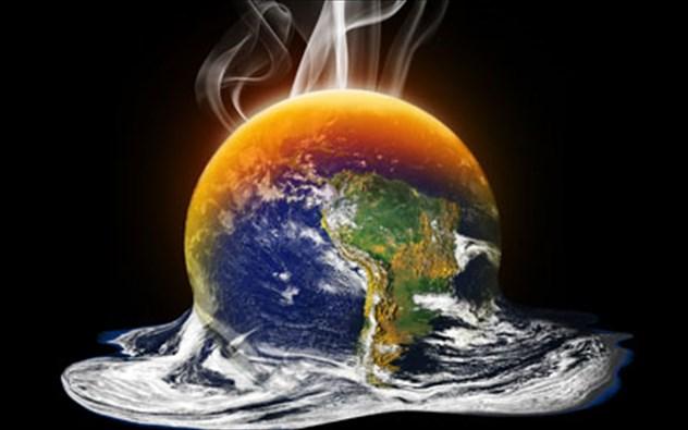Πρόβλημα η πρωτόγνωρη  αύξηση της παγκόσμιας θερμοκρασίας
