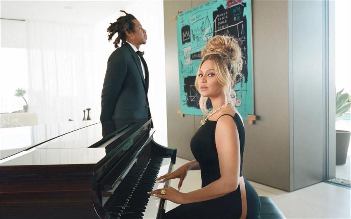 Η Beyoncé με διαμάντια Tiffany σε καμπάνια του οίκου   clickatlife