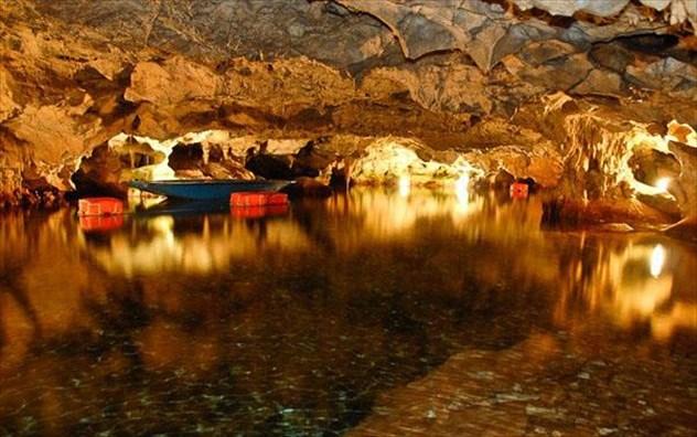 Αποτέλεσμα εικόνας για σπήλαιο του Διρού,