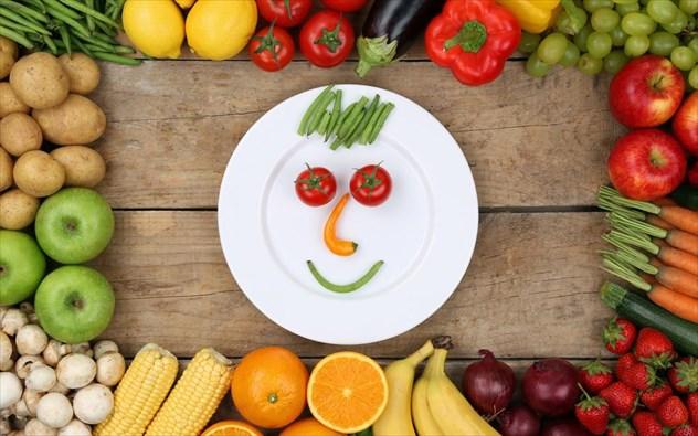10 κανόνες της υγιεινής διατροφής