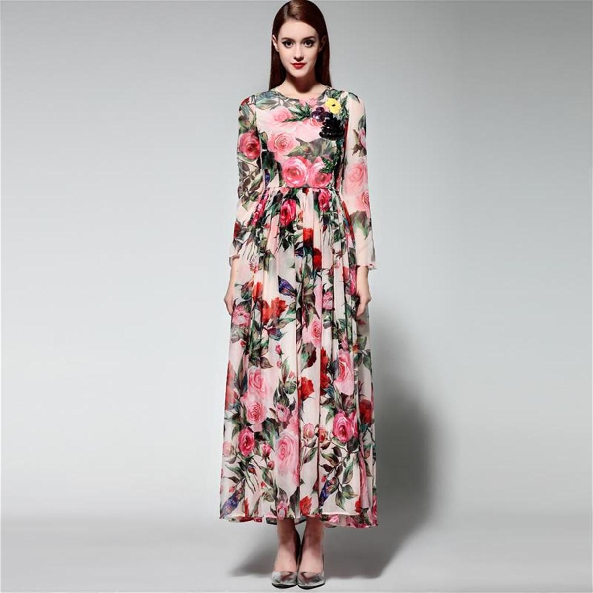 Εμείς κάναμε μια επιλογή από floral φορέματα κι εσυ 086c241308a