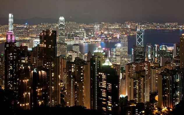 """Ουρανοξύστης-ορχιδέα """"ανθίζει"""" στην καρδιά του Χονγκ Κονγκ!"""