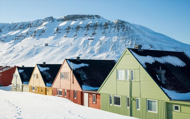Svalbard: Πώς είναι να ζει κανείς εκεί που δεν έχει ξημερώσει εδώ και τέσσερις μήνες;