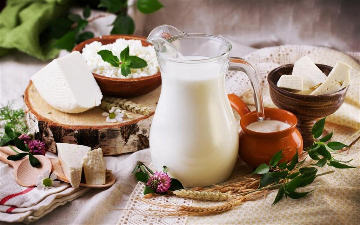 Γαλακτοκομικά προϊόντα από κατσικίσιο γάλα  γιατί να τα προτιμάτε ... 185374e3524