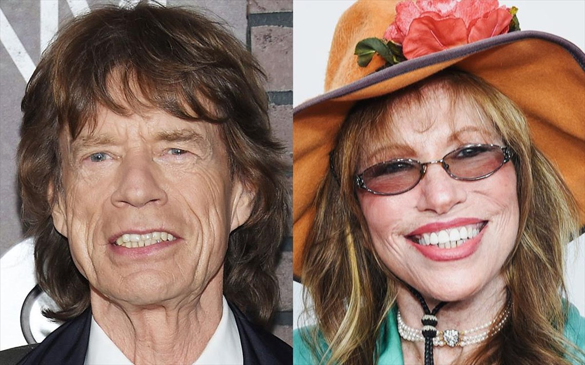 mick-Jagger-carly-simon