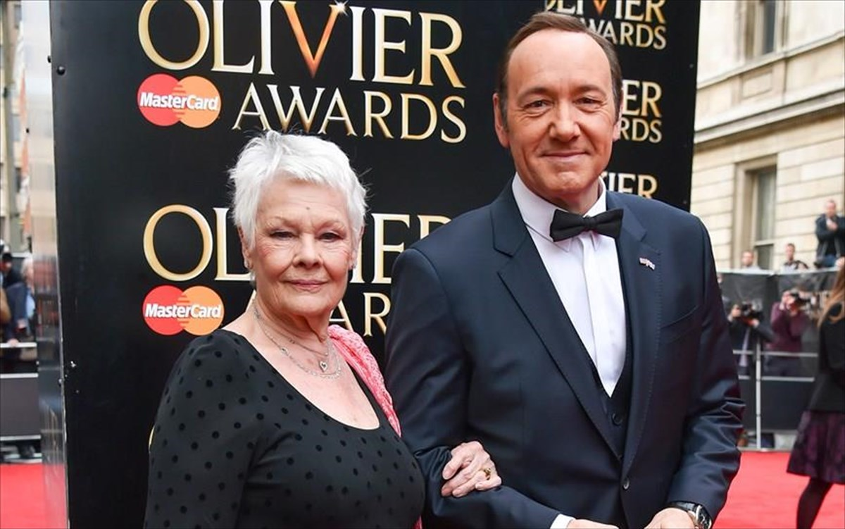 Judi-dench-kevin-spacey