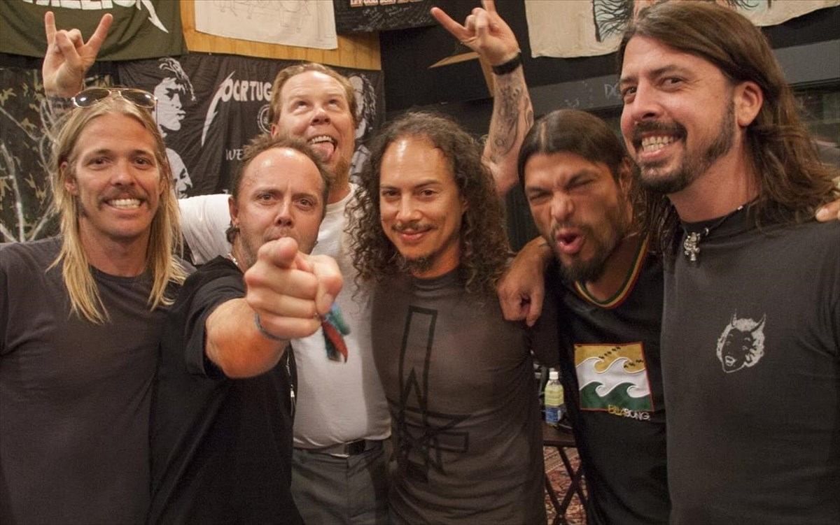metallica-foo-fighters