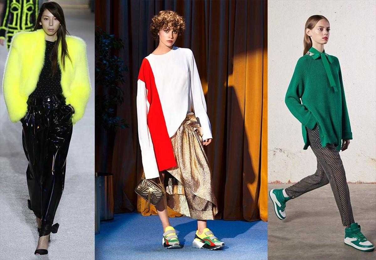 Θέλετε να μάθετε ποιες ήταν οι 10 κυρίαρχες τάσεις της μόδας για το 2018  ffafa005088