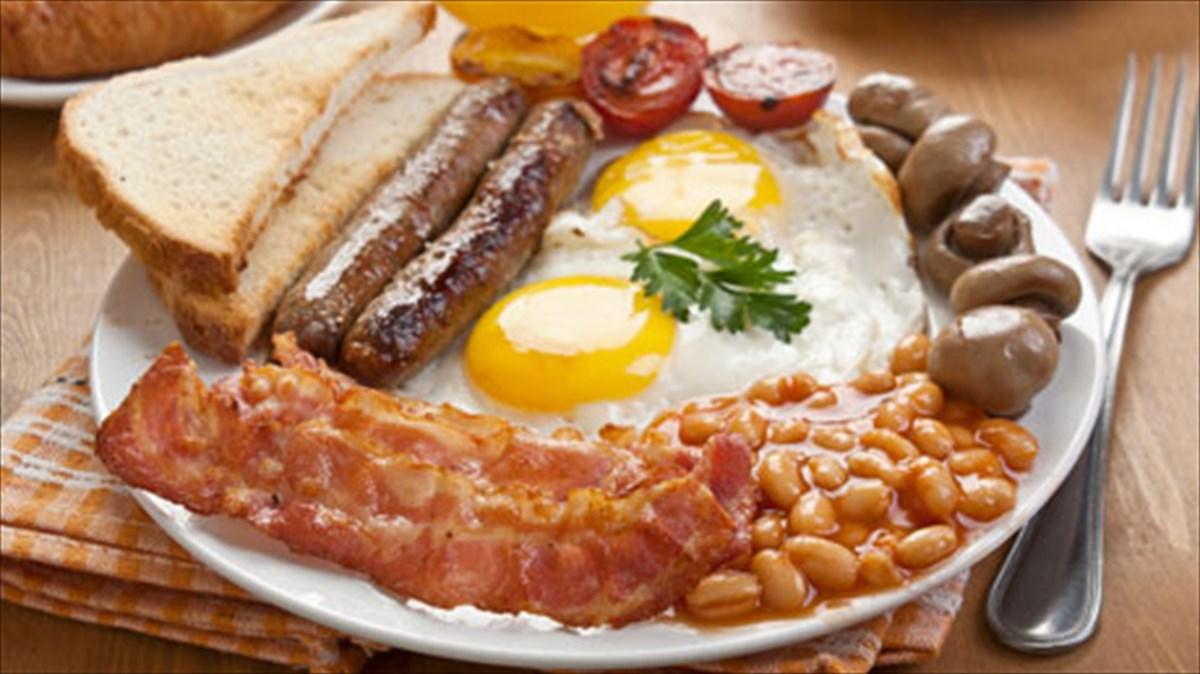 9d9ac540c298 Πώς να φτιάξετε το τέλειο «Εnglish breakfast»