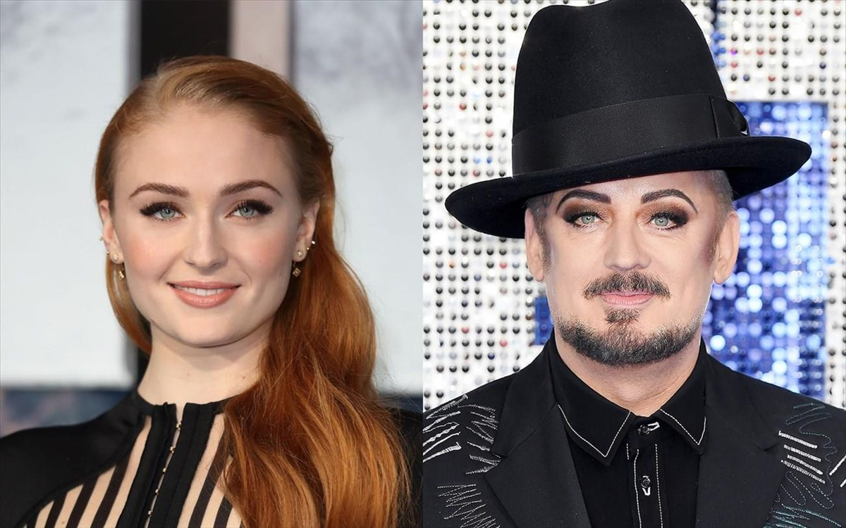 sophie-turner-boy-george
