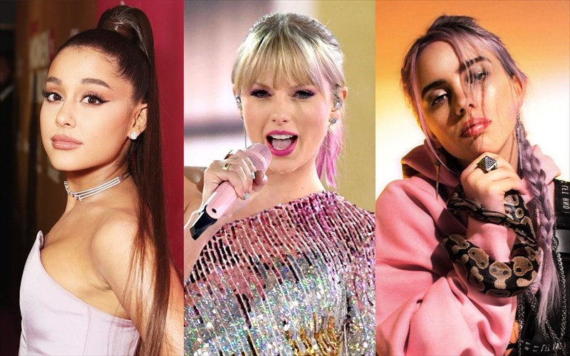 mtv-vma-2019-ariana-grande-enantion-taylor-swift