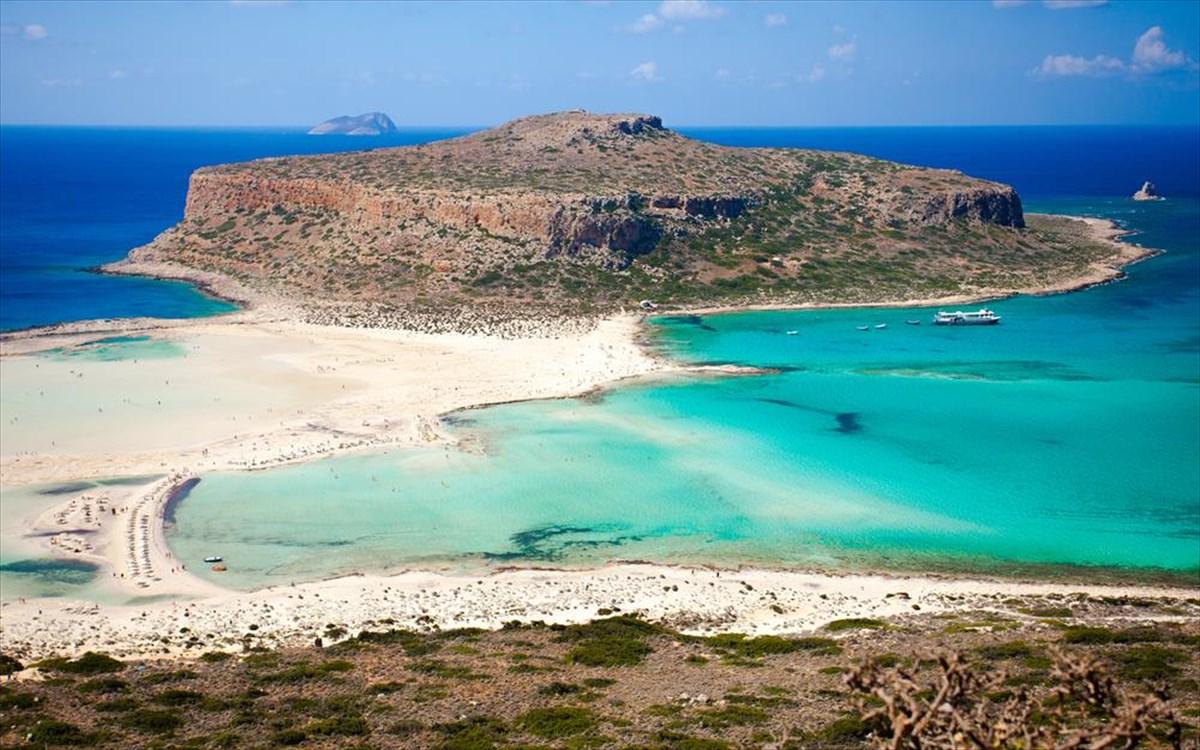 Πέντε πανέμορφες παραλίες της Κρήτης | clickatlife
