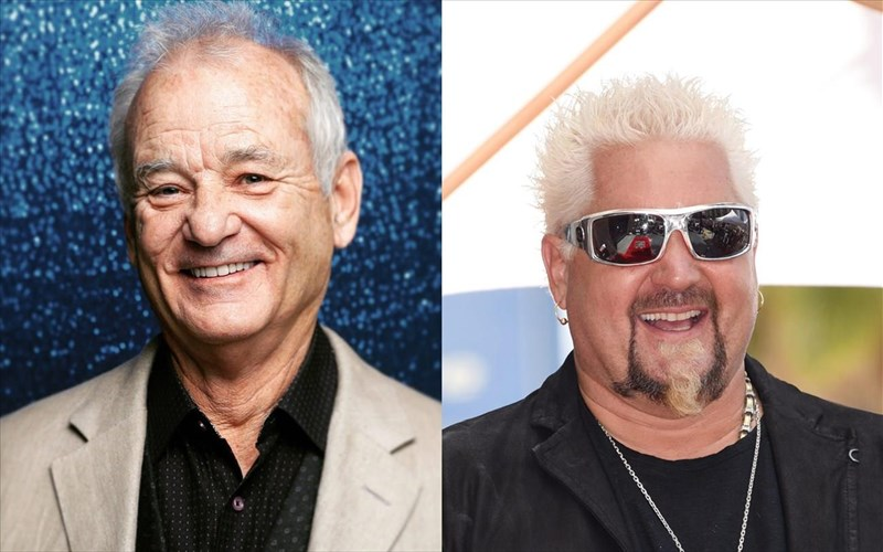 bill-murray-kai-guy-fieri-ston-asterismo-ton-natsos