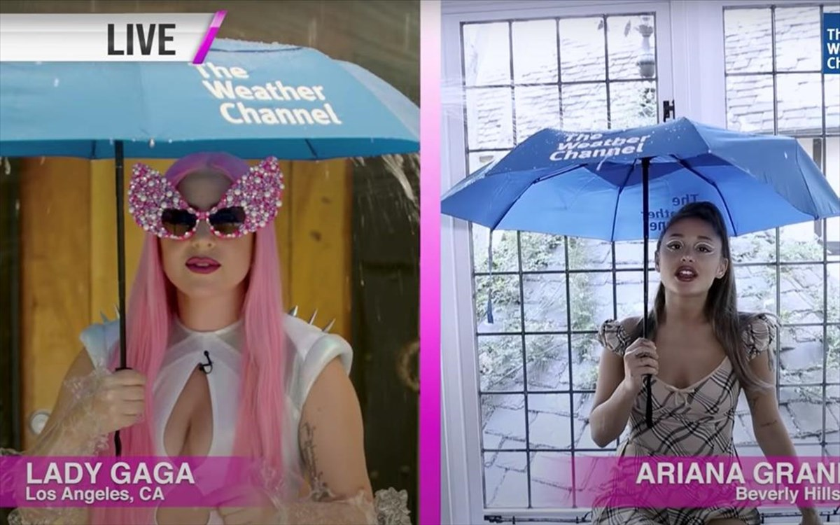 lady-gaga-ariana-grande-chromatica-weather-girls