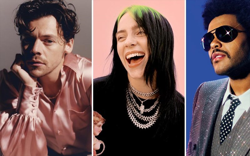 harry-styles-the-weeknd-billie-eilish-upopsifioi-gia-ta-iheartradio-music-awards-2021