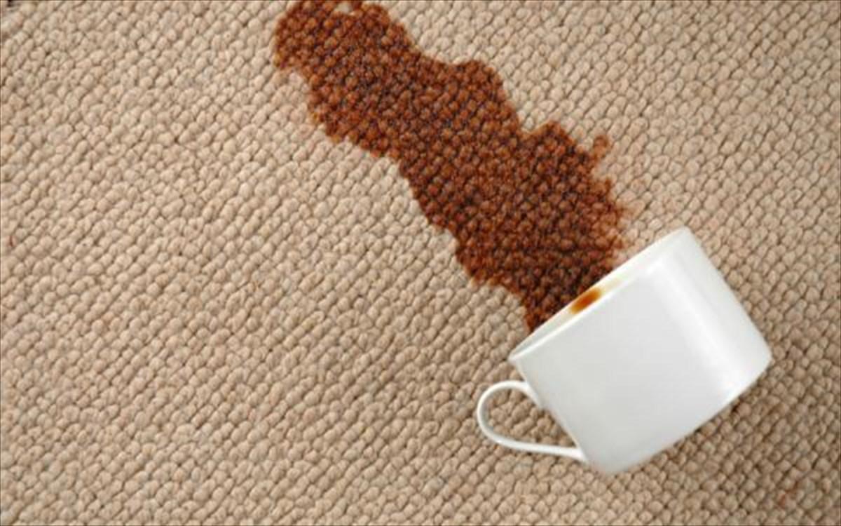 Λεκέδες από καφέ; Η λύση στα ντουλάπια σας | clickatlife