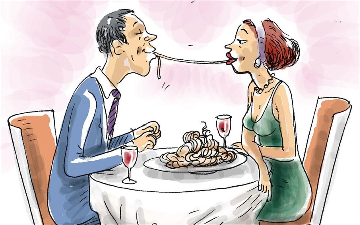 Ραντεβού με κάποιον νέα ημέρα του Αγίου Βαλεντίνου