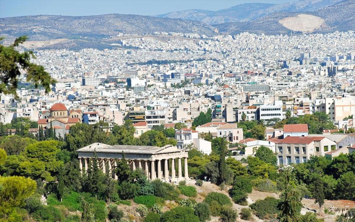 Τα 10 πιο τουριστικά σημεία της Αθήνας | clickatlife