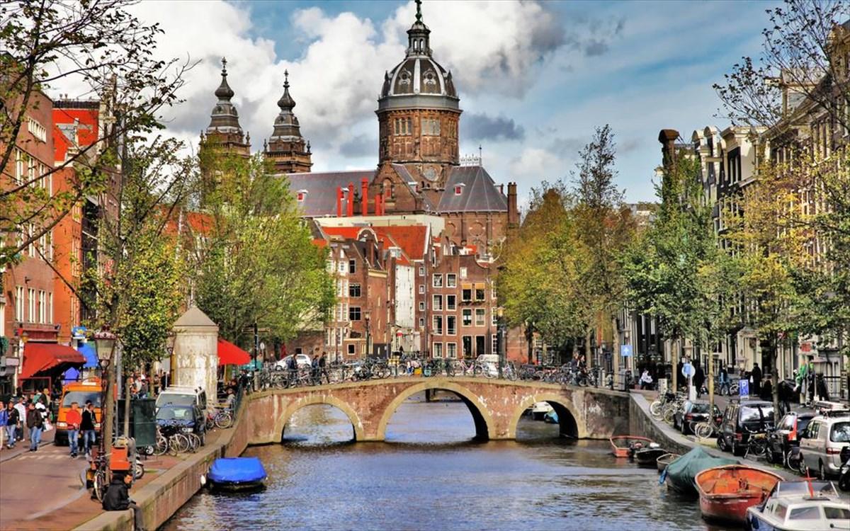 Άμστερνταμ: Όλα όσα πρέπει να δείτε στην ολλανδική πρωτεύουσα | clickatlife