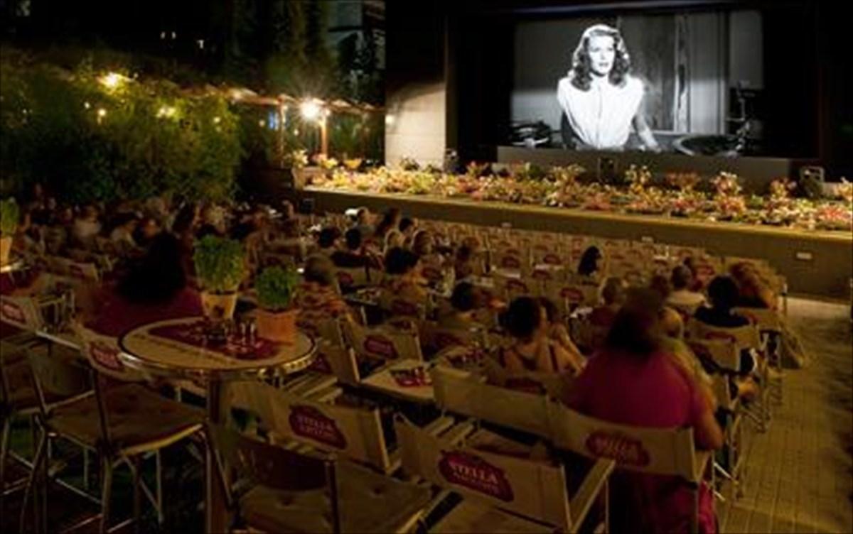 a18710d64d14 Με οδηγό πάντα την 7η Τέχνη. Σινεμά, καλοκαιρινή ατμόσφαιρα και ταινίες  ξεχωριστές και αγαπημένες σε έναν χώρο με κινηματογραφική αίγλη.