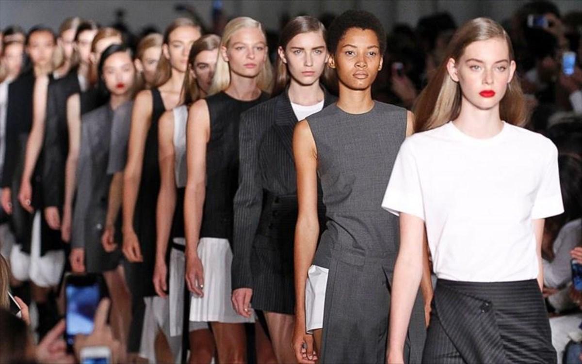 7fff1a9625 New York Fashion Week 2016  οι τάσεις και τα καλύτερα looks (μέρος β ...