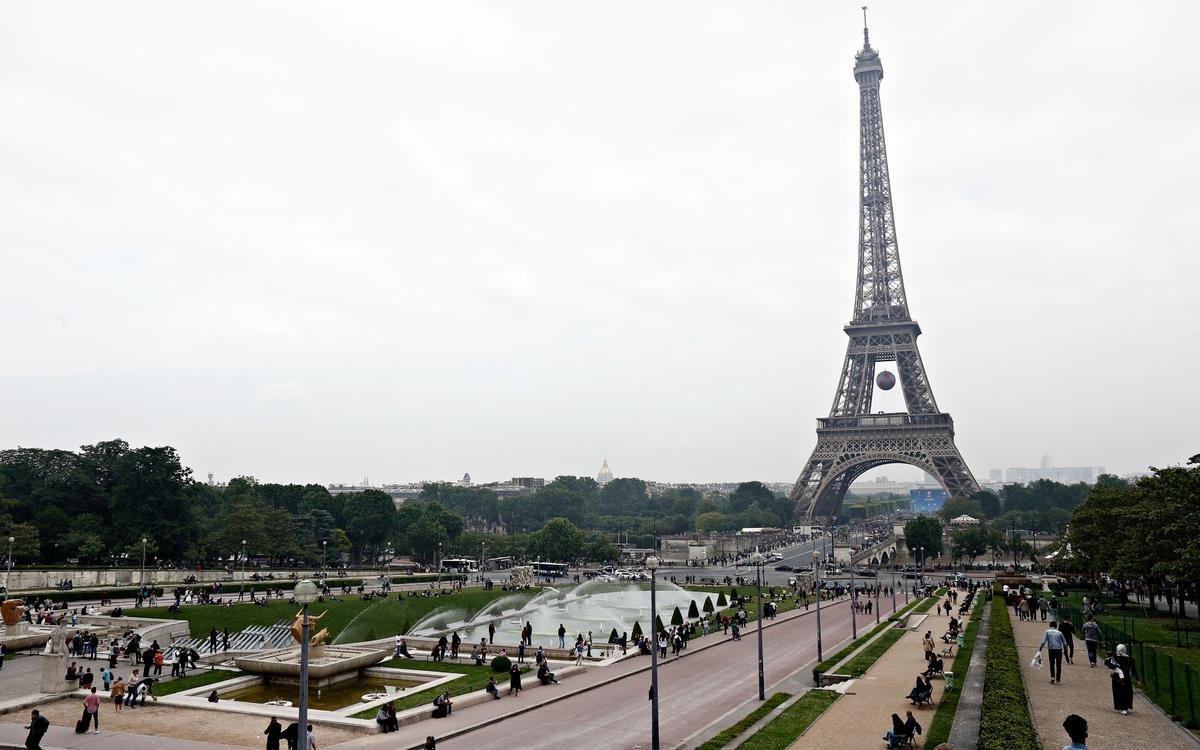 Το πραγματικό Παρίσι μέσα από 20 πανέμορφες φωτογραφίες | clickatlife
