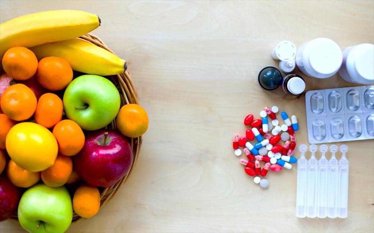Αλληλεπιδράσεις τροφίμων και φαρμάκων  τι πρέπει να γνωρίζετε ... 5fbb9e10b18